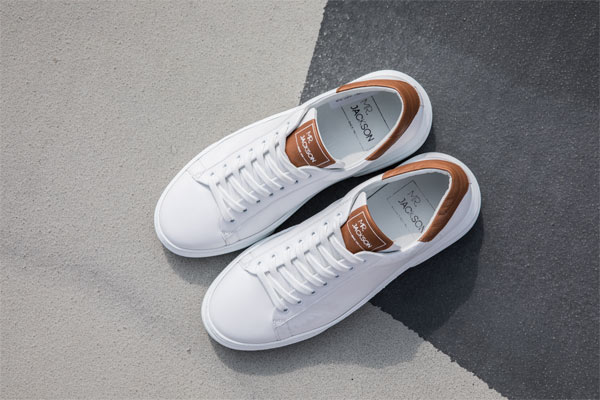 Mr. Jackson M1288 Sneakers Wit